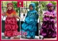 Baju Pesta Anak Muslim