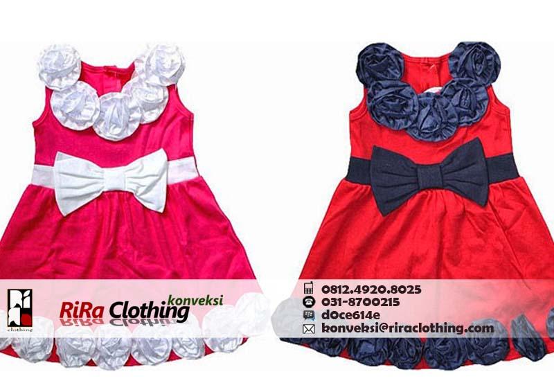 Hasil Konveksi Pakaian Anak Dan Bayi