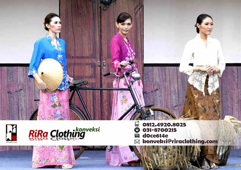 Sejarah Fashion Indonesia