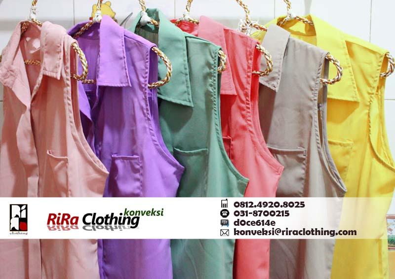 Hasil Konveksi Baju Online Shop Surabaya