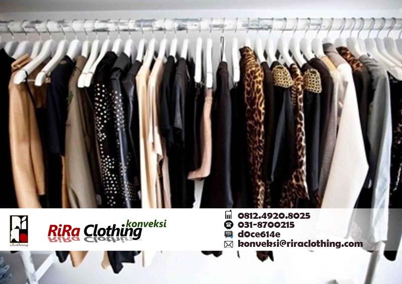 Hasil Konveksi Pakaian Di Surabaya
