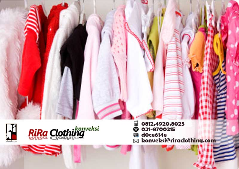 Usaha Konveksi Pakaian Anak