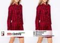 Kain Gingham Untuk Desain Baju Fashion