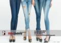 Jeans yang Tepat Untuk Berbagai Bentuk Tubuh